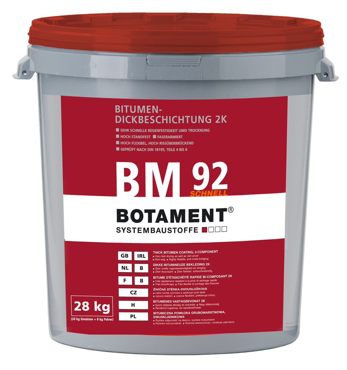 botement bm92